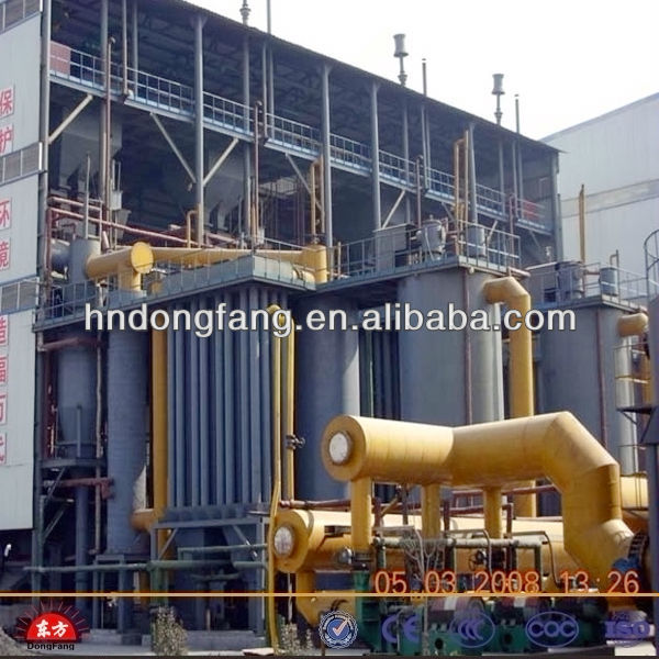Two stage coal gasifier , hot sale in Pakistan and India