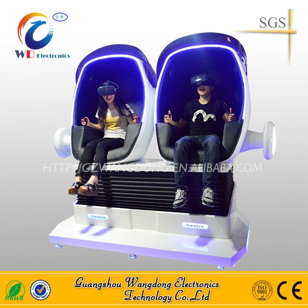Wangdong technology 9d vr, 9d vr cinema electric system 9d vr cinema with 1 seat