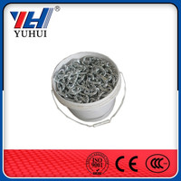 good round link chain cheap and strong packing as per your requirement