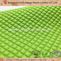 Hight quality slip resistance pvc synthetic leather