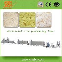 broken rice reused extrusion machine Automatic enriched rice processing equipment