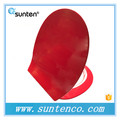 Xiamen Soft Closing Feature Closed Front Red Color European Toilet Seat Covers