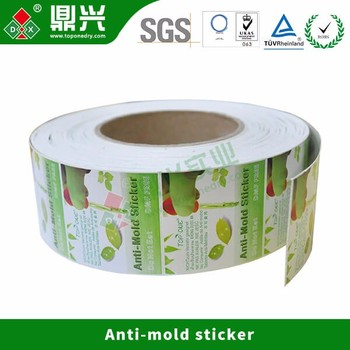 Powerful anti-mould sheets for food wholesale