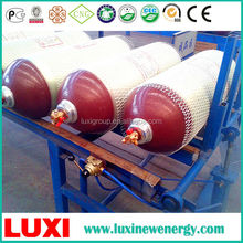 Glass fiber composite lock gas cylinder low price carbon fiber cng cylinder
