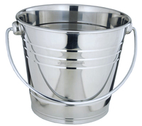 SHINY E018 Ice metal bucket with screener
