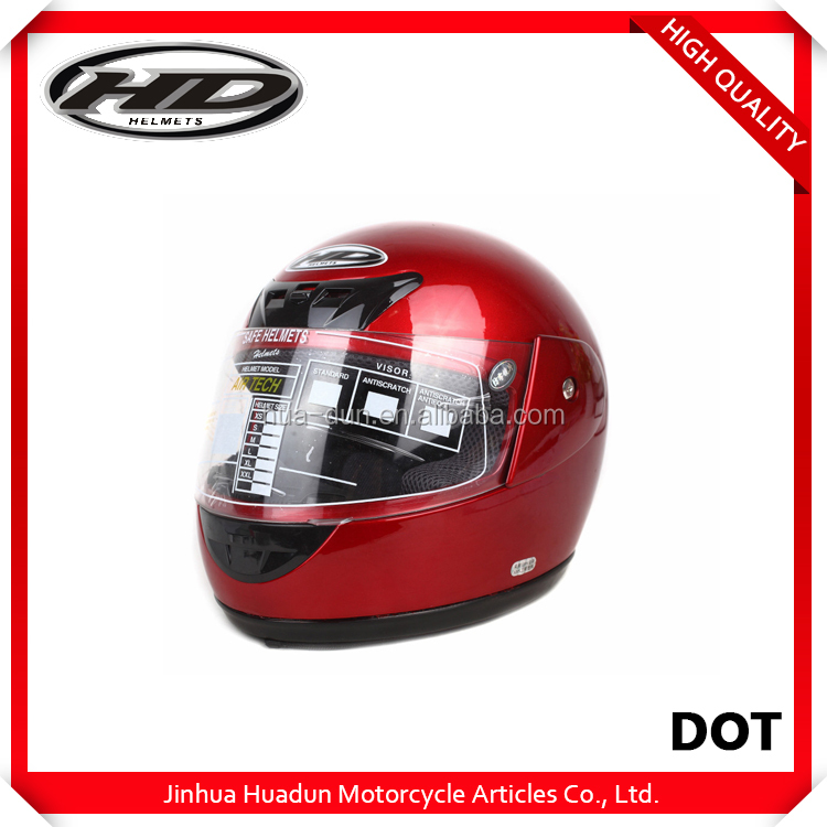 China direct factory top quality commfort interior newest full face helmet