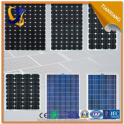 2015 solar panel 100 watt made in jiangsu