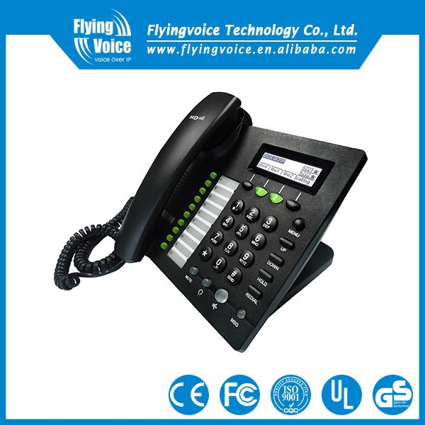 2016 new arrival!wifi sip VOIP desk phone cheap voip built in vpn sip phone IP622W