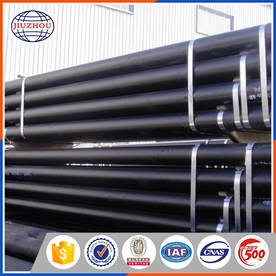 Low Price Cement Lined Ductile Iron K9 Steel Pipe