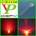 25/45/60 degree viewing angle high brightness 5mm round led