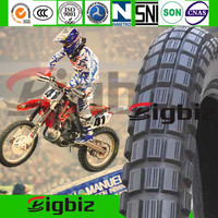 Tubeless motorcycle tyre size 90/90-12 100/60-12 110/70-12