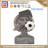 wholesale soccer trophy and cheap resin football medals and soccer trophy for sale