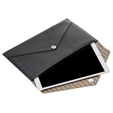 Leather Envelope Clutch and Tablet Sleeve