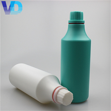 Plastic material empty HDPE contact lens solution bottles or liquid medicine use bottles