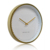 chinese factory office decoration stylish modern 30CM Metal wall clock
