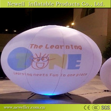 China supplier gold inflatable balloon With customized packing