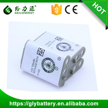 import china products 3.6v 700mah nimh cordless phone rechargeable battery replace with P103