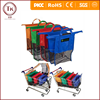 New Fashion Recyclable Nonwoven Shopping Trolley Bag