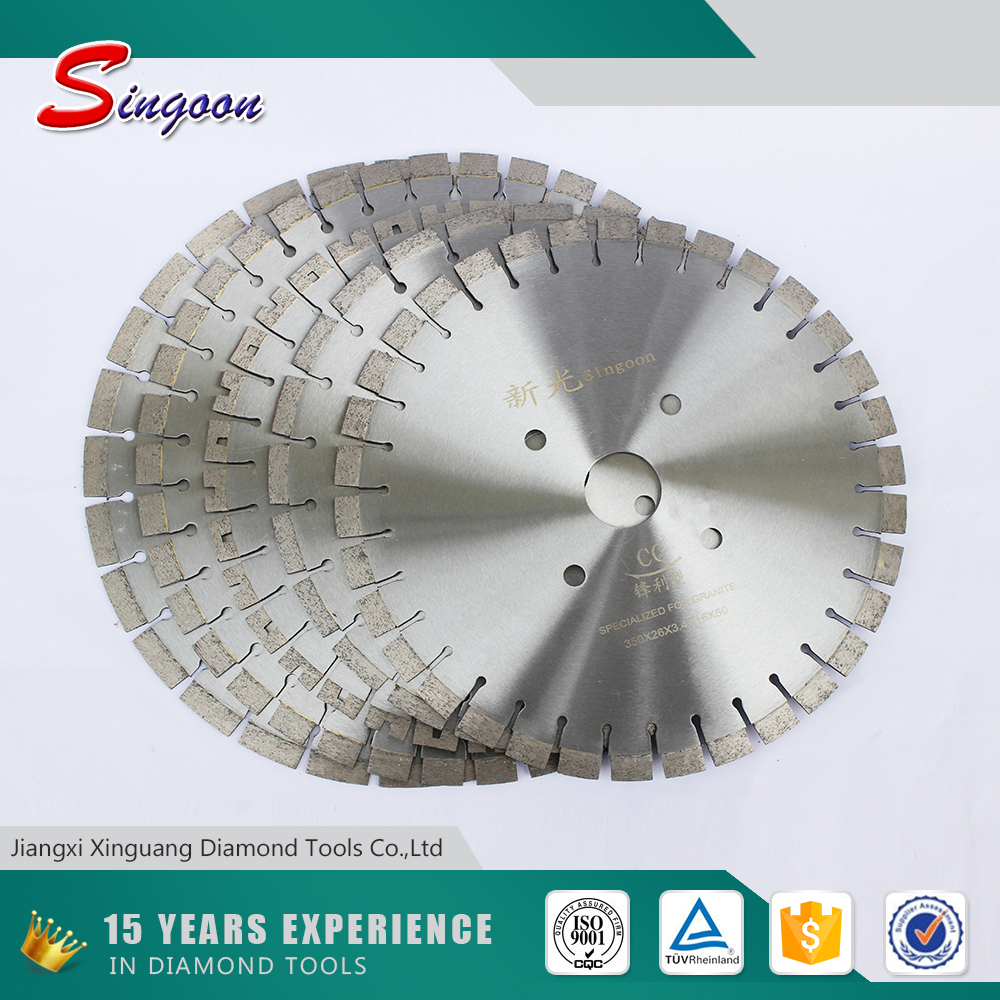 Diamond Saw Blade Cutting Discs Concrete & Stone For Angle Grinder