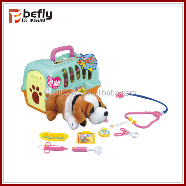 Shantou pet set plush toy