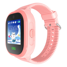 New product IP67 waterproof 1.3 inch IPS full version colorful display kids gps tracker smart wacth