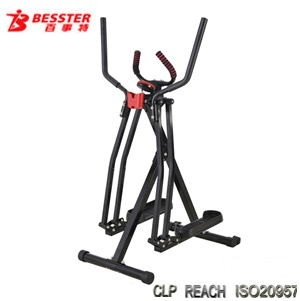 JS-028 best selling fitness equipment Twister Ab Glide air walker exercise machine running machine