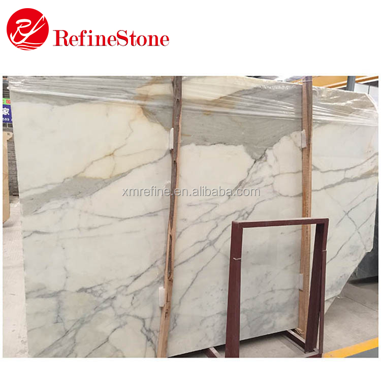 Natural marble stone paonazzetto calcutta gold marble slab for lobby floor tile