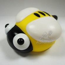 Animal Insect Shape Bee Battery Operated Wall LED Baby Night Light