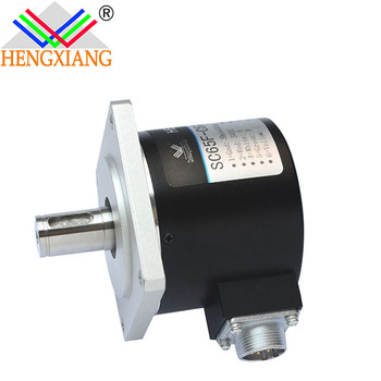 hengxiang brand encoder SC65F 15mm Heavy duty Sensor Manufacturer Price Rotary Motor LF Encoder 2000 pulse 2000ppr