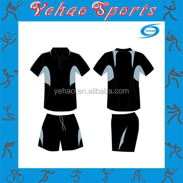 table tennis uniform with sublimation and low price online