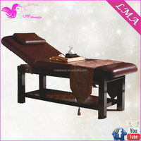 Antique high quality wooden beauty massage tables MD104