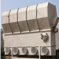 wheat bran drying machine,vibratory fluid bed dryer