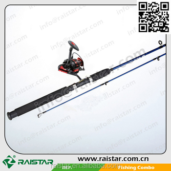 Raistar High Quality Fishing Combo Set, Wholesale Fishing Combo,Hot Sale Fishing Rod And Reel Combo