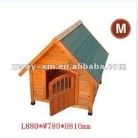 UW-WH-004 Medium size pet house with green roof