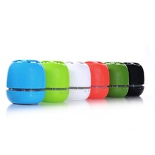 Portable solar Bluetooth Speaker with Amazing Deep Bass My vision bluetooth speaker with led light