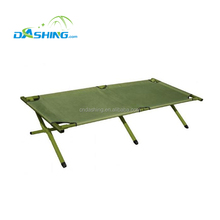 portable folding adjustable camping bed stretcher with high quality