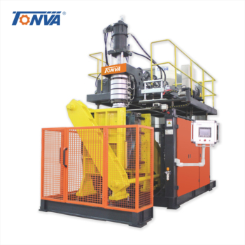 220L plastic drum extrusion blow molding machine