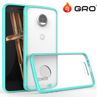 New Arrival Mobile Phone Case Acrylic TPU Phone Case For Motorola Z Driod