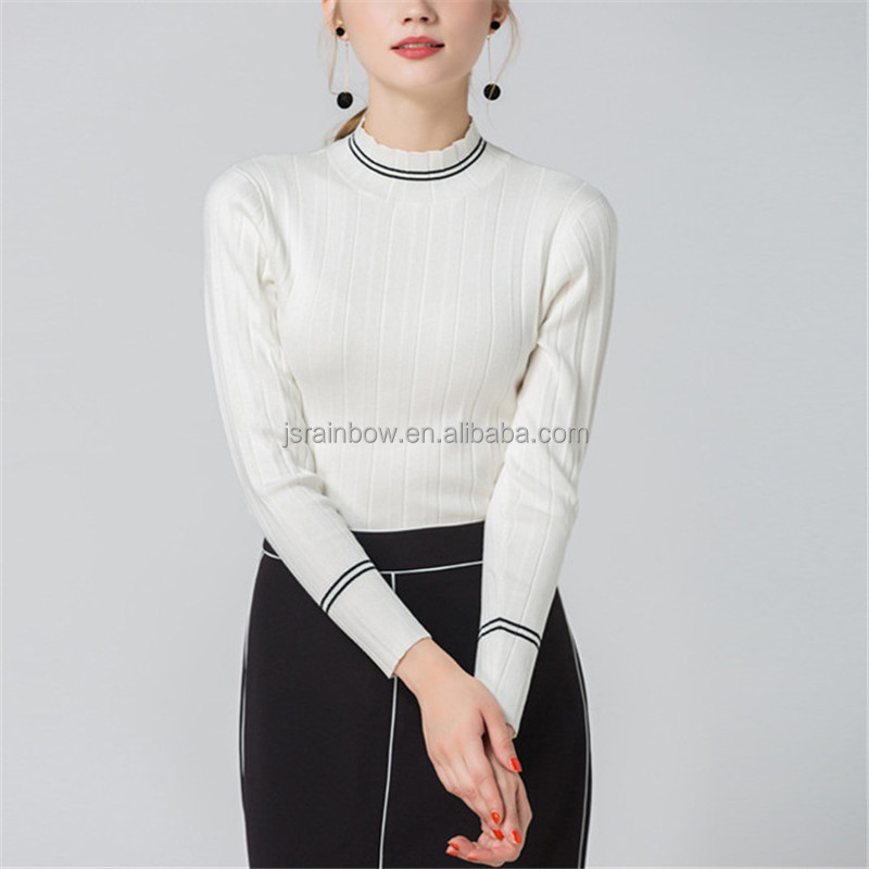 Autumn and winter sweater women knitted sweater 2017