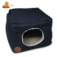 Durable China Wholesale Quality-Assured Fashion Indoor Pet Beds Cat House