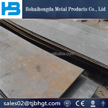 China exporter of Hot rolled steel sheet Q235 with cheaper price hot rolled galvanized steel sheet high quality