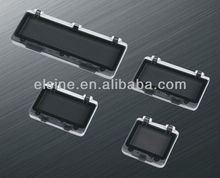 IP67 Transparent contact protection window hood/, Distribution box monitor window