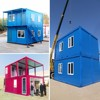 Export to Malaysia light prefabricated container houses
