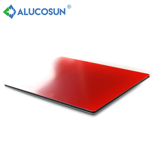 Reliable quality good sell aluminum composite metal wall panels