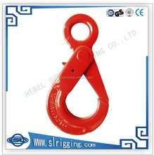 G80 forged Clevis Hooks With Positive Locking Latches