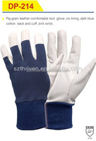 cotton back golf gloves