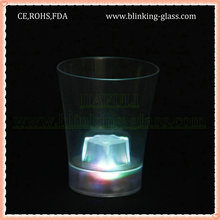 LED Flashing cup with ice cube - 10OZ