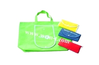 Environmental Shopping bag /Eco-friendly foldable non woven bag/ logo and picture print shopping bag