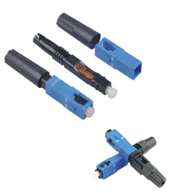 Best seller FC Low cost fast connector for food packaging high reliability