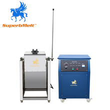 The best quality inductotherm induction furnace for copper/iron/steel melting